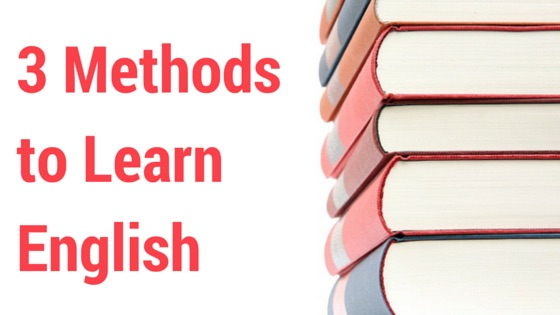 3 Methods to Learn English