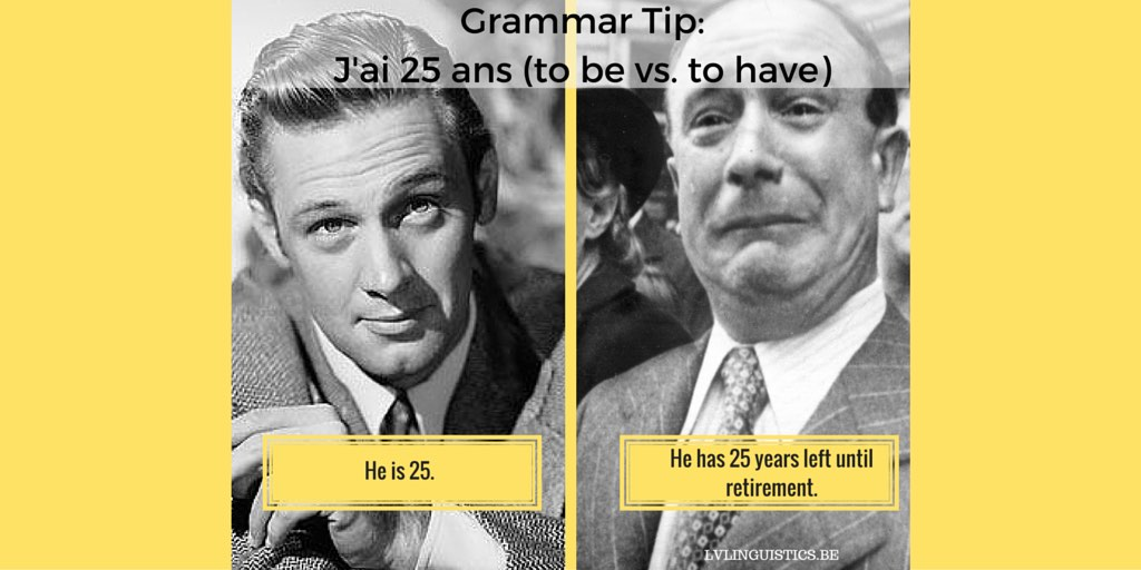 Grammar Quiz | to be vs. to have