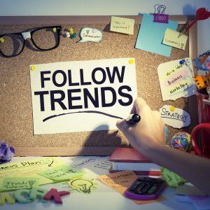 Comment suivre les dernières tendances d'un secteur ?