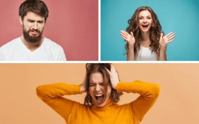 Les émotions – 30 adjectifs pour exprimer en anglais ce que vous ressentez